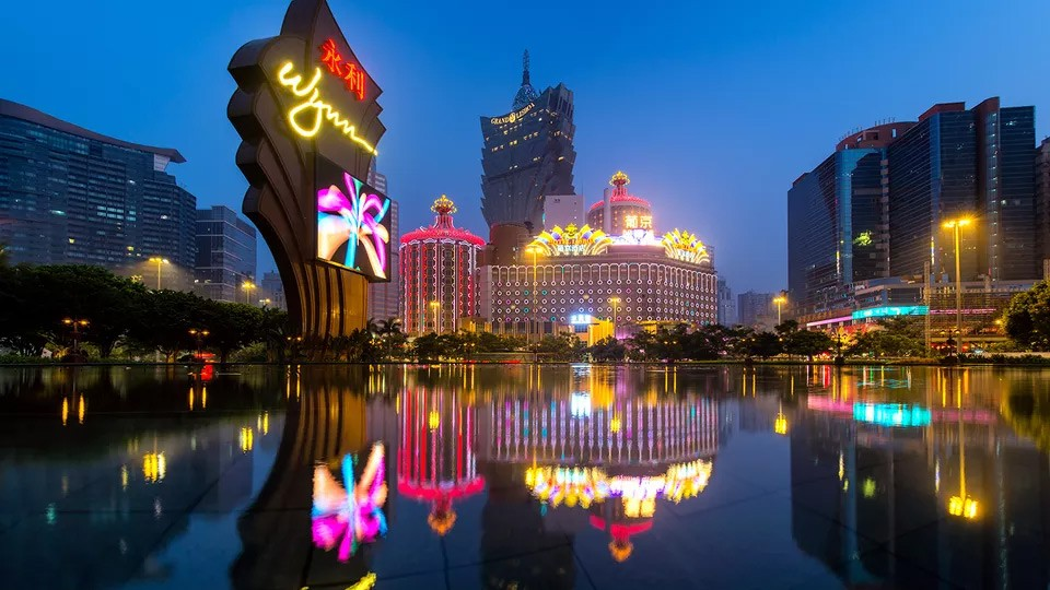 Macau's casino traffic remains almost nill