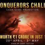 PokerSaint launches The Conquerors Challenge