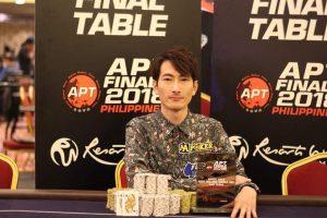 1-on-1 with Japanese Pro and APT Finale POS, Kosei Ichinose_2