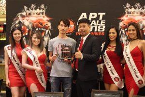1-on-1 with Japanese Pro and APT Finale POS, Kosei Ichinose_3