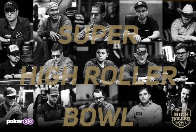 15 More Super High Roller Bowl Seats Confirmed
