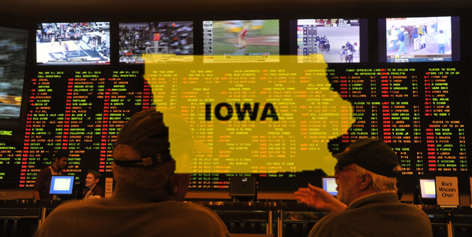 3 sports betting bills submitted in Iowa