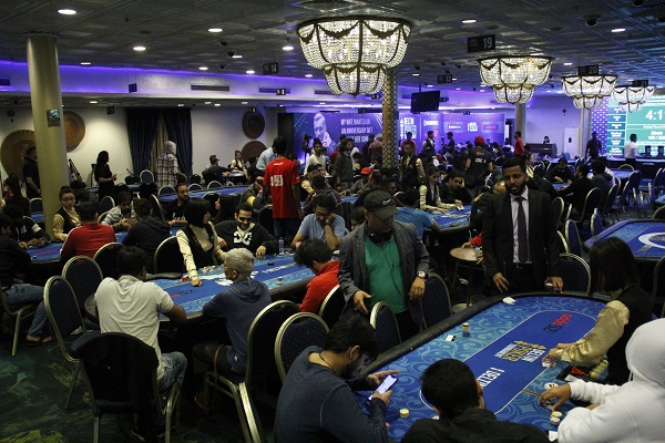 31 players progress from DPT Main Event Day 1A