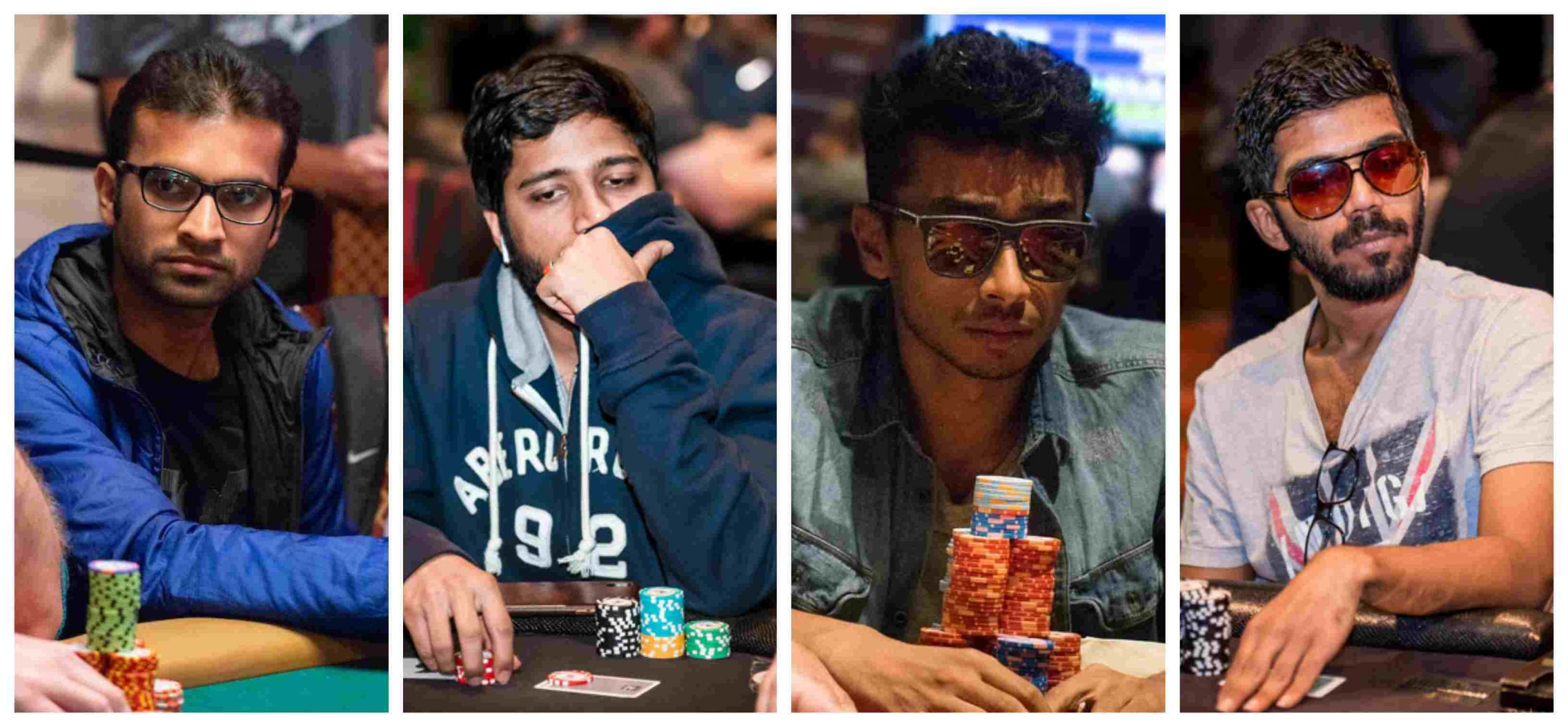 4 Indians progress from Aussie Millions Main Event 1C