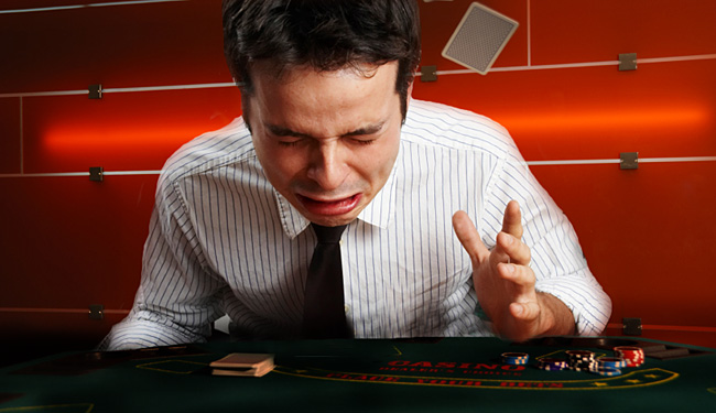 5 Reasons Why You're Losing at Online Poker