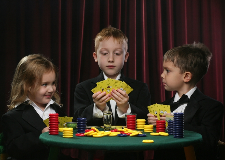 5 Reasons Why You Should Teach Your Kids Poker!