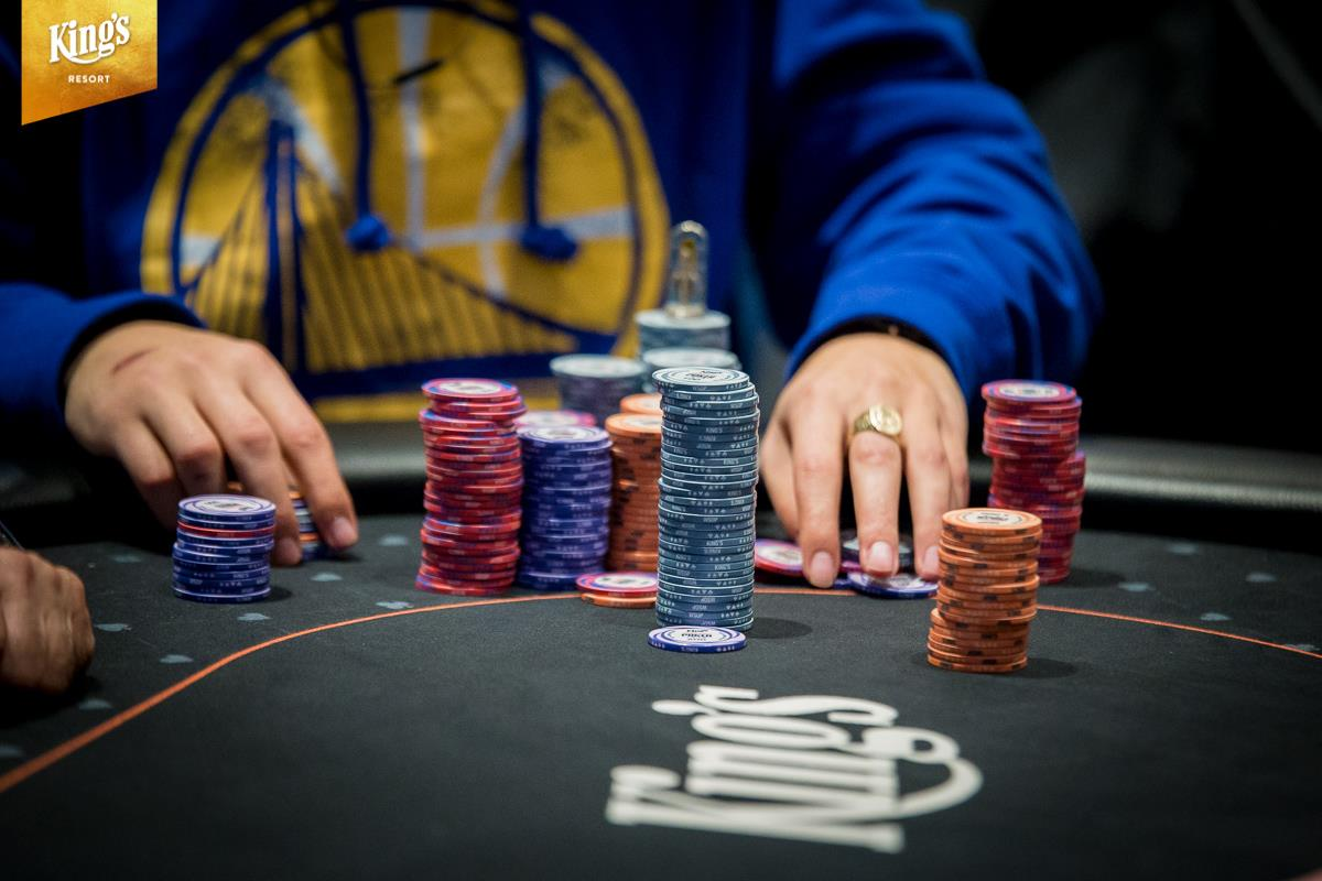 6 Indians progress in TIPS 2 Main Event Day 1A
