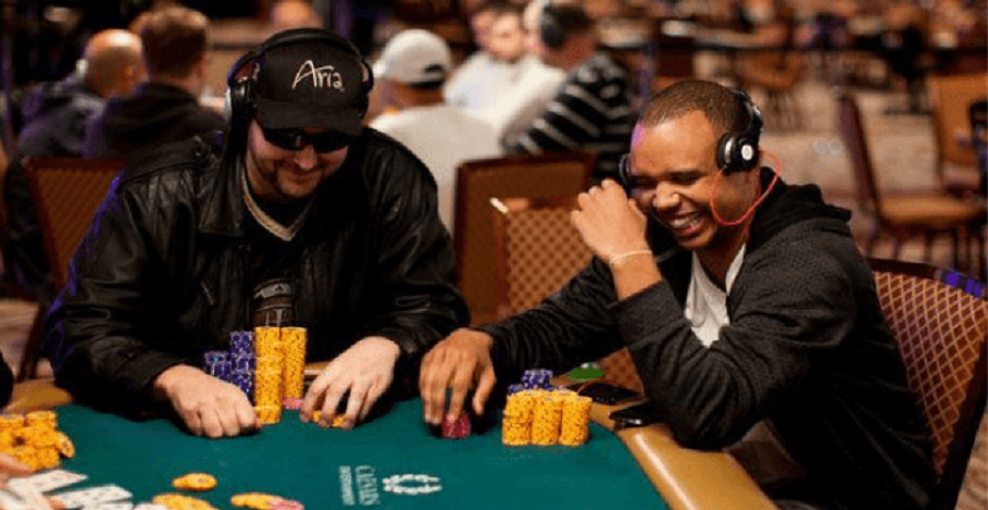 Big Stack University Tips - How to exploit your table image in poker