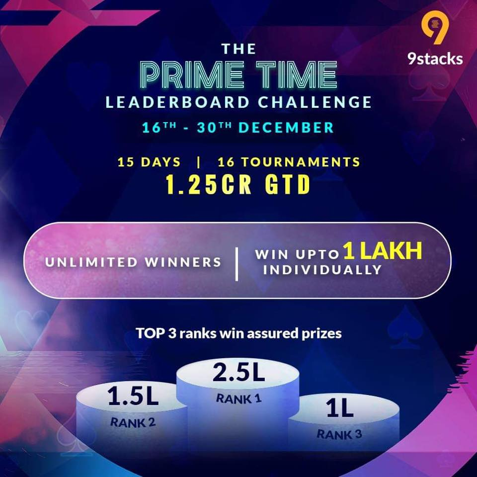 9Stacks introduces Prime Time Leaderboard Challenge