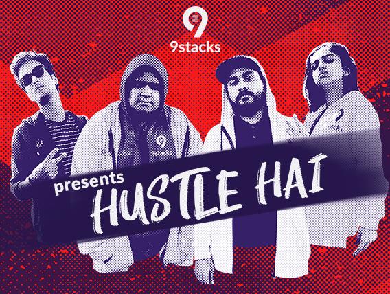 9stacks releases poker rap song 'Hustle Hai'