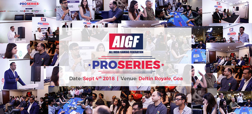AIGF successfully hosts the inaugural 'PRO SERIES'