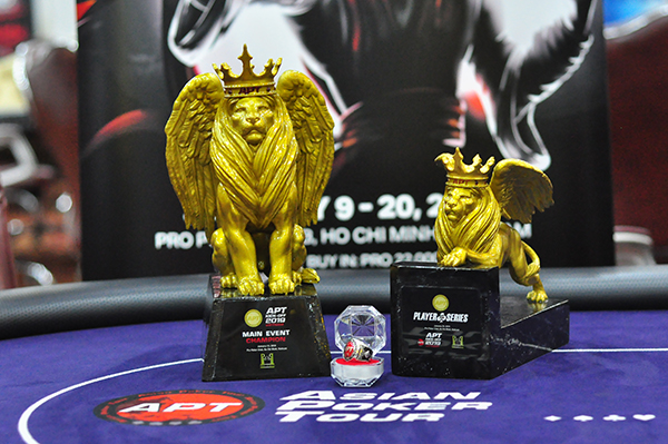 APT Kickoff ME Nam leads, 6 Indians progress_
