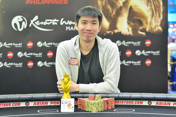 APT Philippines Iori Yogo wins HR; other winners declared_2