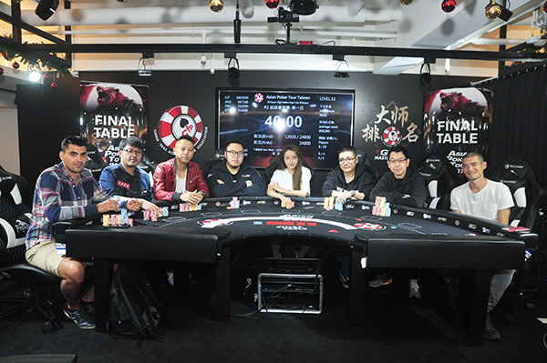 APT Taiwan Day 1 concludes; 2 events started