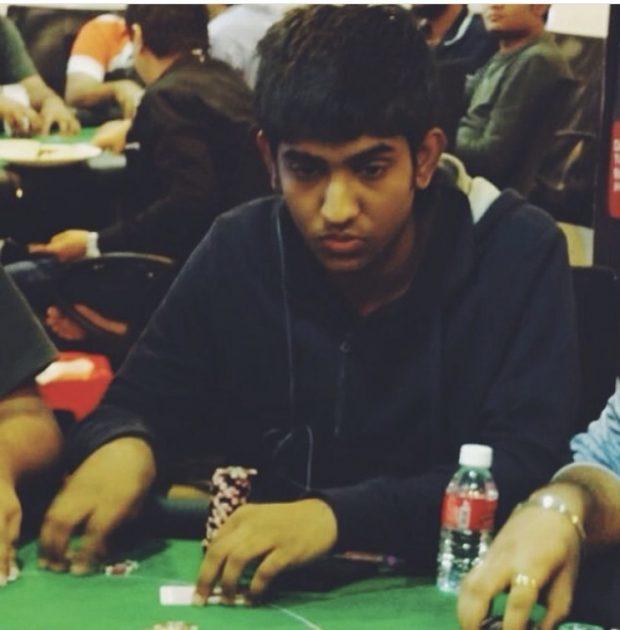 Abhinav Iyer Destiny Winner