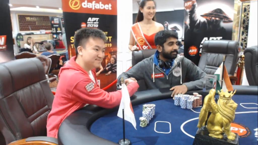 Abhinav Iyer wins highest live cash; bags APT Vietnam ME