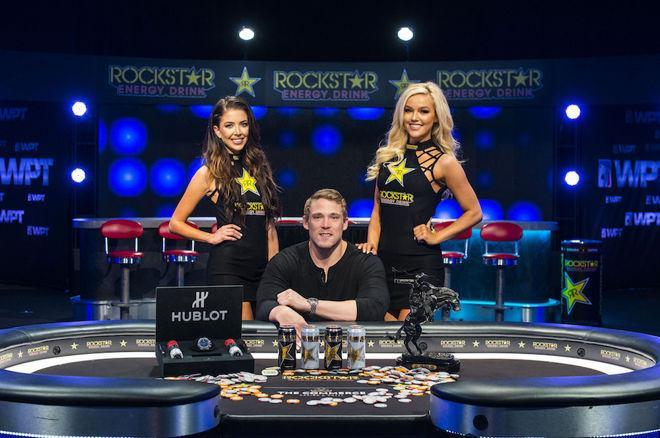 Alex Foxen Wins 2018 LAPC $25,000 High Roller