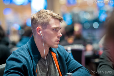 Alex Foxen leads Day 1A of WSOP Europe Main Event