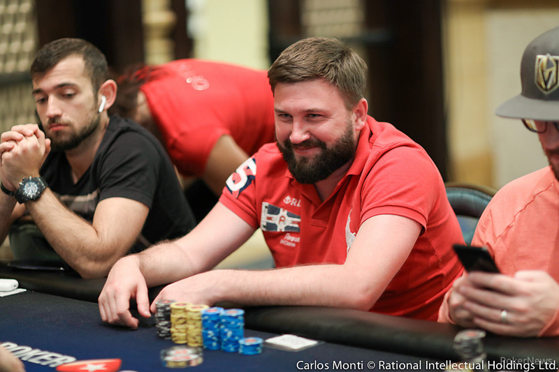 Alex Kharkov leads PCA ME Day 1A; $100K SHR Final 5 reached