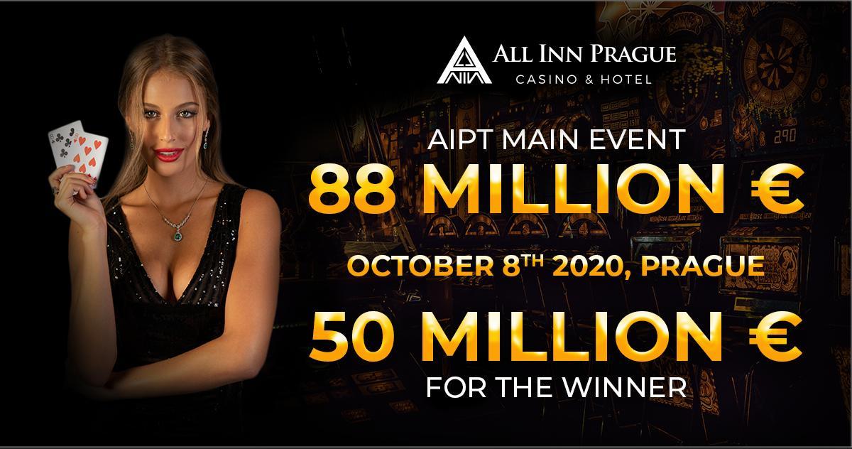 All Inn Prague Casino assures $97 million tournament