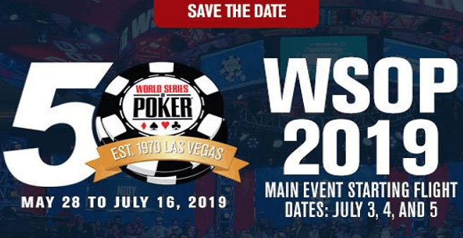 All NLH events in 2019 WSOP will have BB ante; more changes