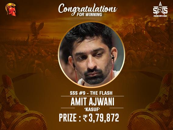 Amit Ajwani ships SSS #9 -The Flash