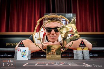 Anatoly Filatov wins MILLIONS Russia Main Event