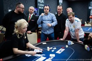 Andrey Lukyanov leads EPT National Sochi after 1A and 1B