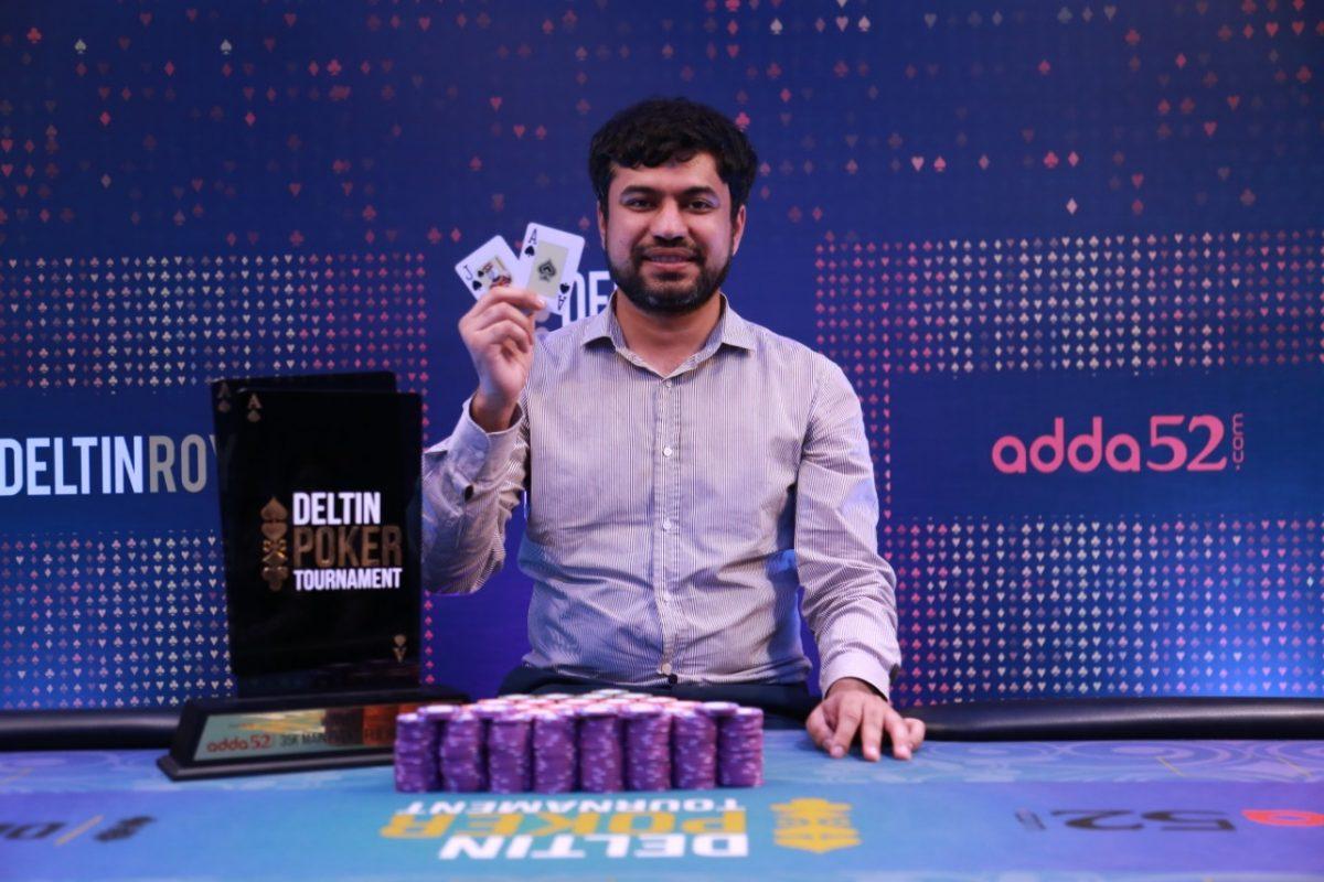 Ankit Kapoor crowned Feb 2019 DPT Main Event winner