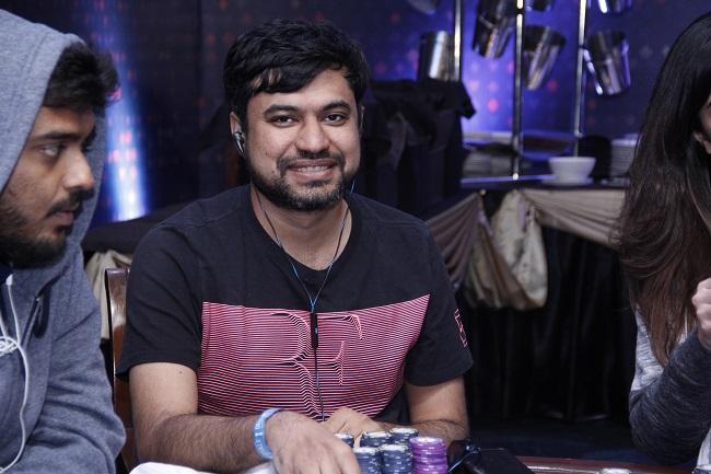 Ankit Kapoor holds big lead on DPT Main Event FT