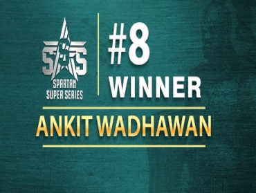 Ankit Wadhawan wins a title on SSS Day 2