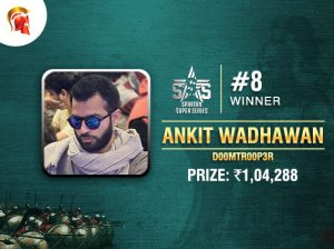 Ankit Wadhawan wins a title on SSS Day 2_2
