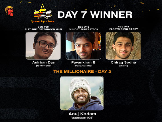 Anuj Kodam takes down SSS Millionaire!