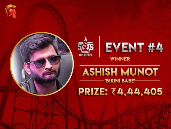Ashish Munot