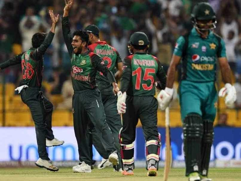 Bangladesh beat Pakistan