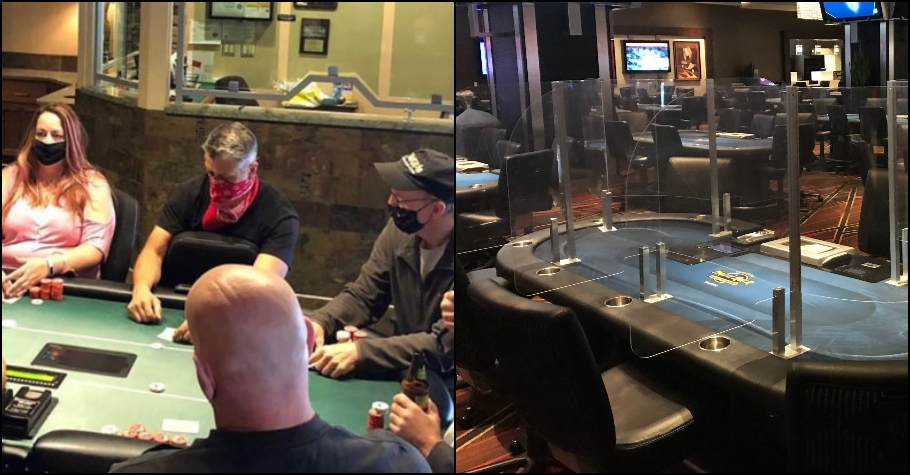 Several US casinos begin to reopen after COVID-19 closure