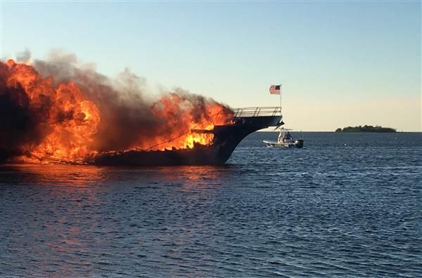 Boat Bursts