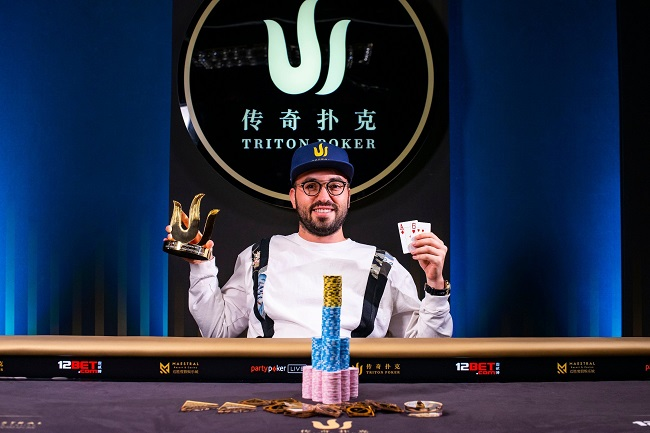 Bryn Kenney wins Triton Montenegro Event #2 and $1.4M