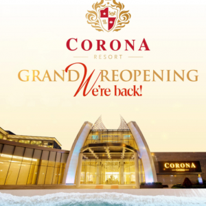 'Corona' Casino in Vietnam set to reopen!