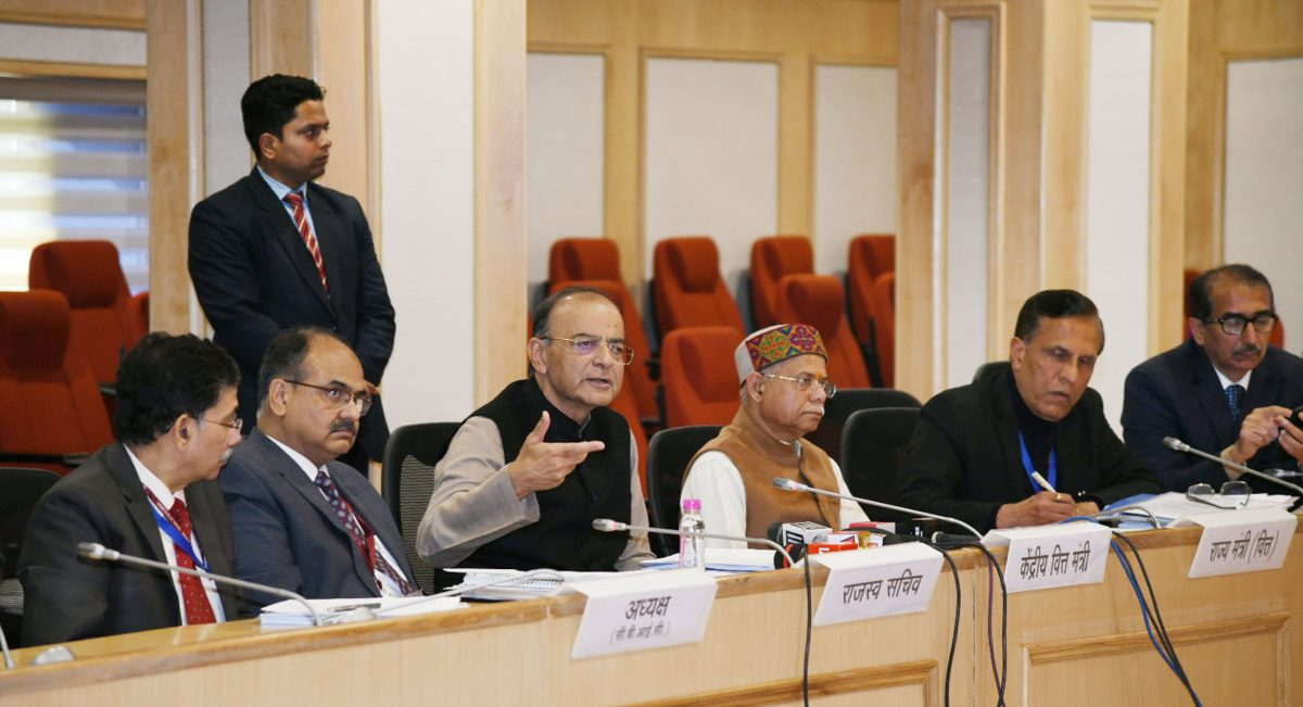 Centre creates 8-member committee to decide on lottery tax