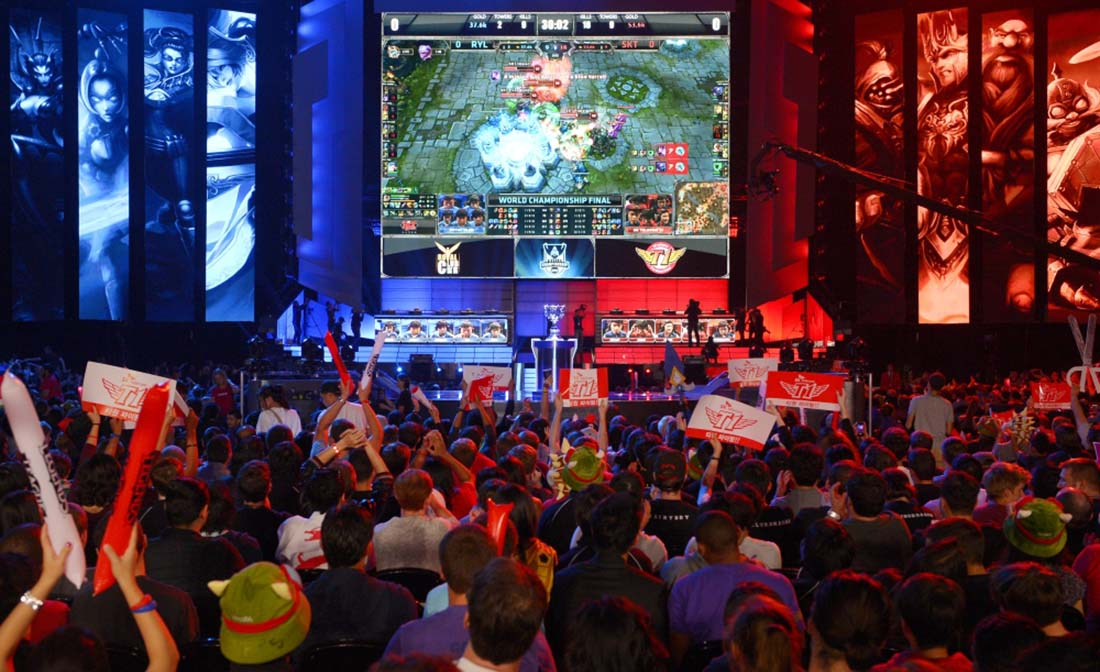 China plans to recognize eSports as a profession
