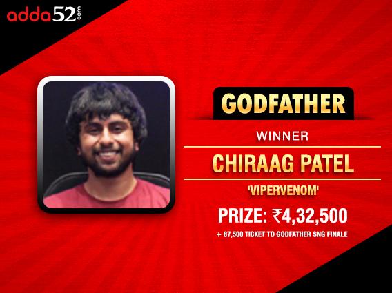 Chiraag Patel