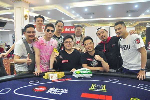 Chiu wins APT Head Hunter; Munsaf and Mudgal in top 10