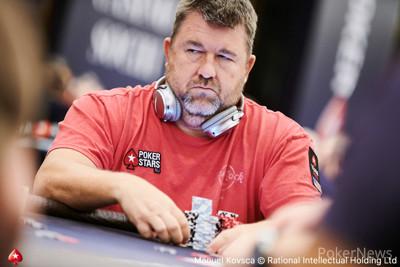 Chris Moneymaker among top stacks on EPT Sochi Day 1A