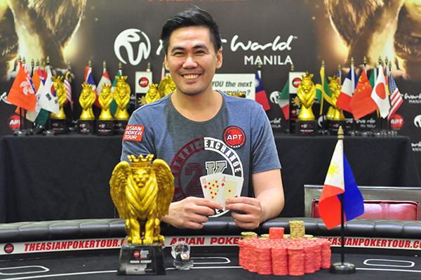 Christopher Mateo is new APT Philippines ME Champion