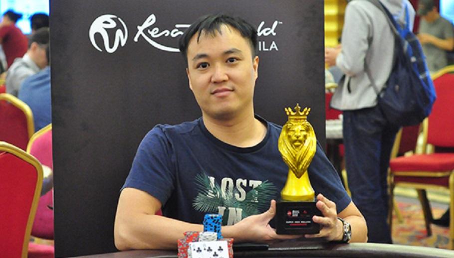 Natural8 ambassador Wongwichit wins APT Online PLO Championships
