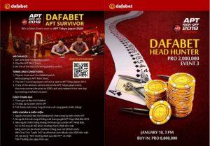 Dafabet joins APT Vietnam Kick Off; Sponsors an event