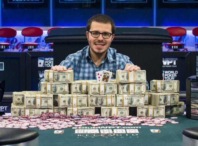 Dan Smith WPT Winner