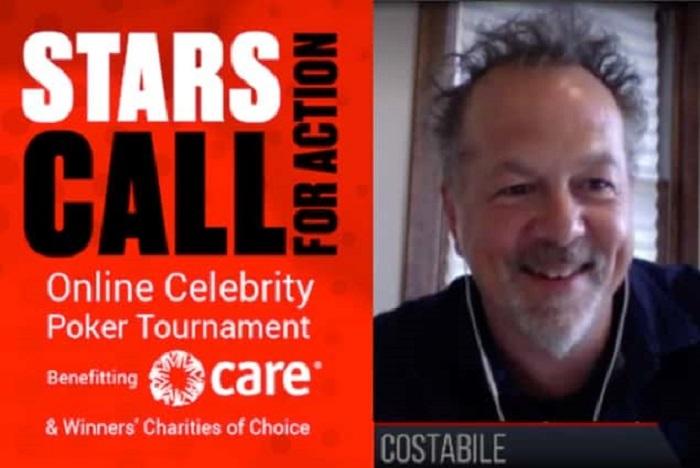 Breaking Bad star David Costabile wins COVID charity poker event!