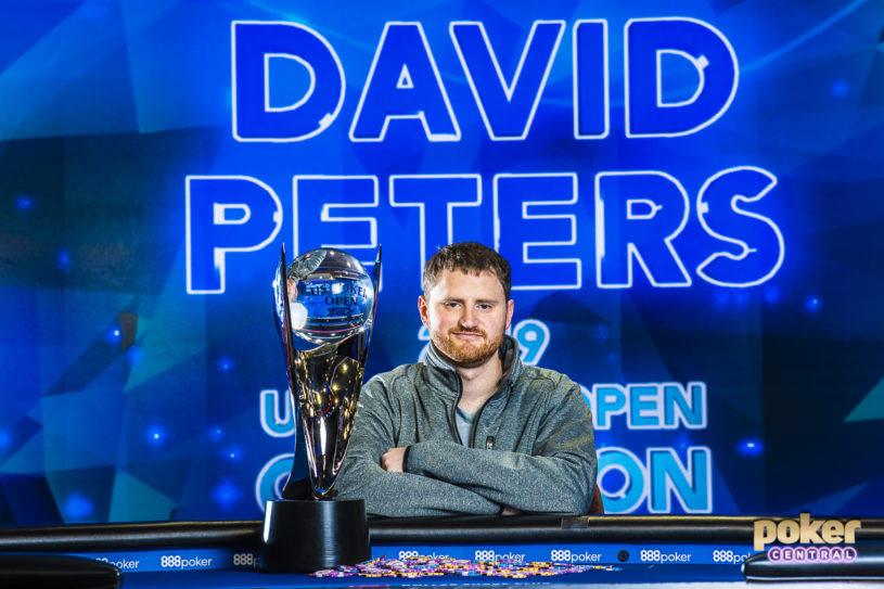 David Peters wins 2019 USPO ME; bags Championship race